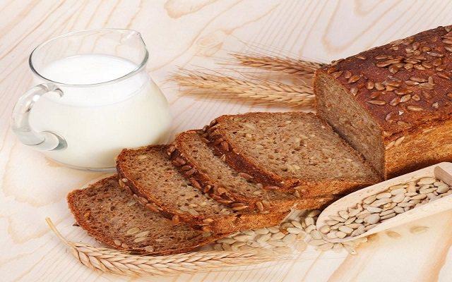Pan de cereales
