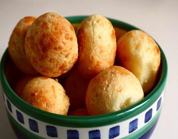 Pan con queso brasileño