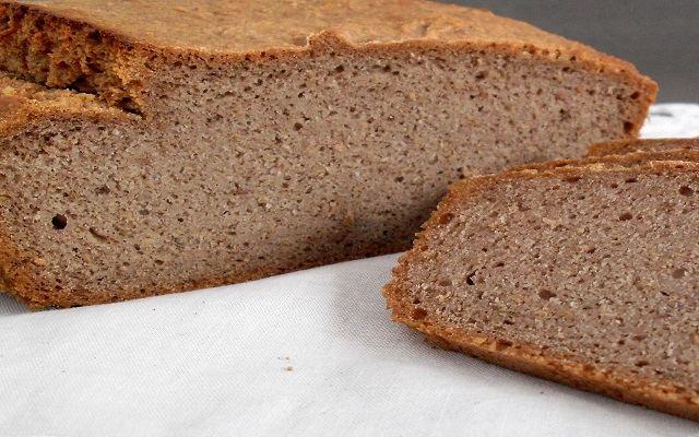 Pan de trigo sarraceno