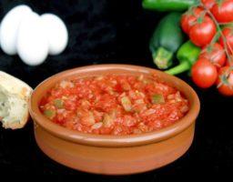 Receta de Pisto de tomate
