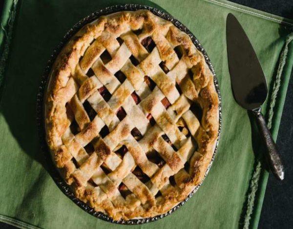 Tarta de Manzanas e Higos