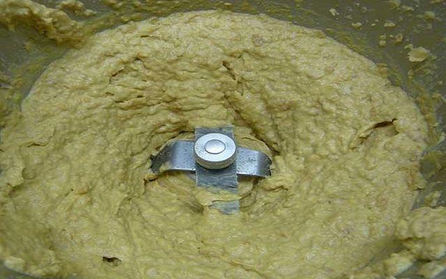 Hummus de lenteja
