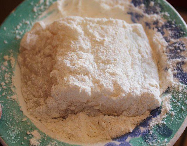Receta de Soldaditos de pavia sin gluten