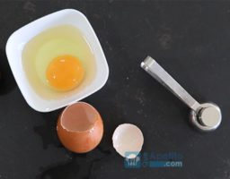 cascador de huevos