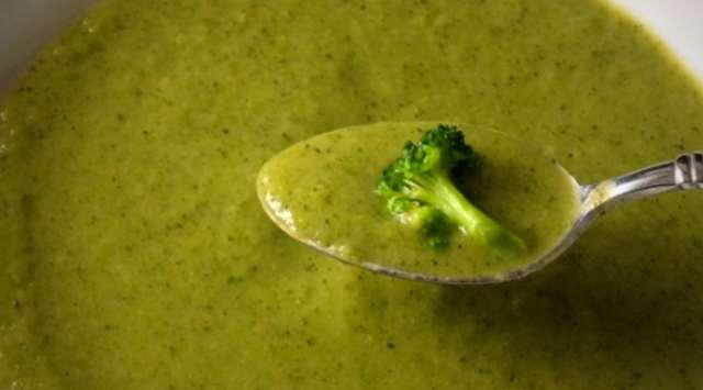 Crema de Brócoli y Puerros