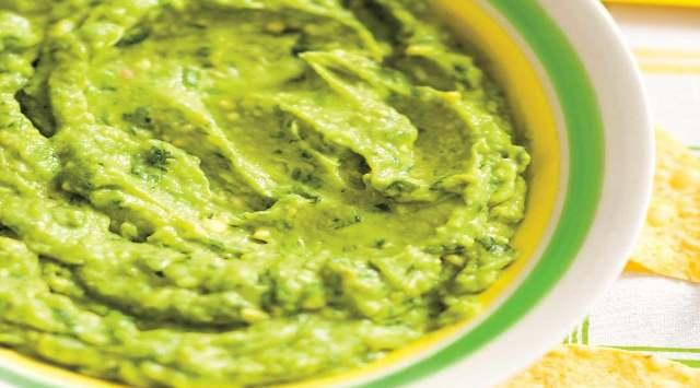 Guacamole Sin Tomate