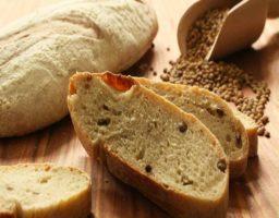 Pan de Lentejas