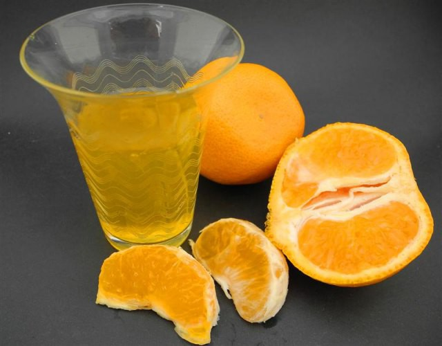 Receta de Licor de mandarina casero