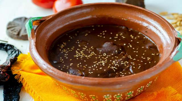Salsa Mole Mexicana