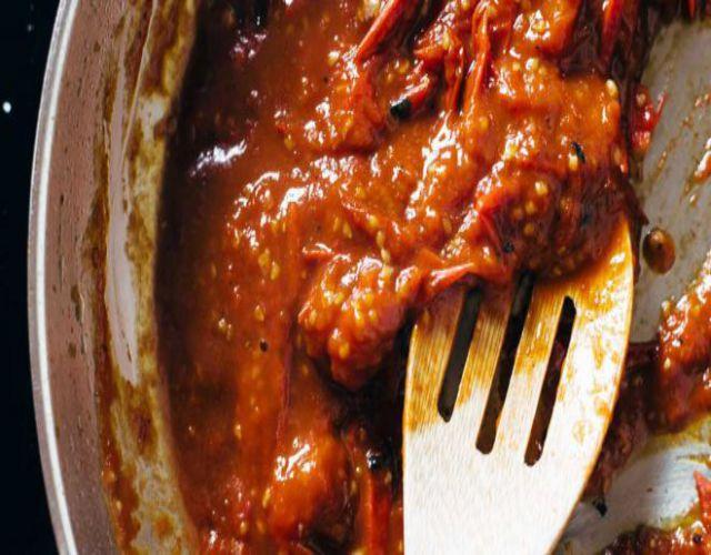 Receta de Arroz con tomate casero