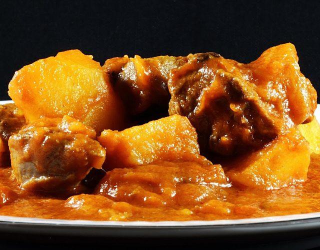 Sukalki o guiso de carne vasco