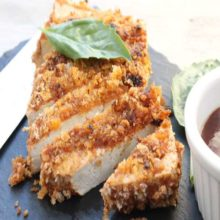 Filetes Empanados Vegetales de Tofu