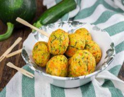 Albóndigas de Zanahorias y Calabacín