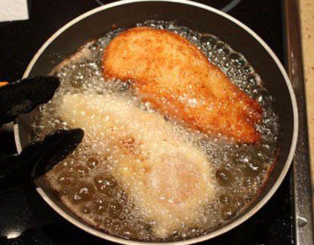Receta de Pollo rebozado sin huevo
