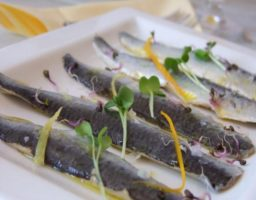 Receta de Sardinas marinadas con cítricos