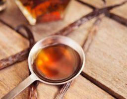 Extracto de vainilla sin azúcar