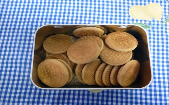 galletas maría caseras