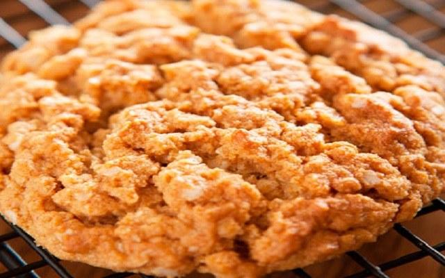 Galletas de quinoa y miel