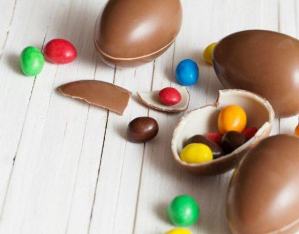 Receta de Huevos sorpresa caseros
