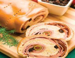 Receta de Pan de Jamón tradicional