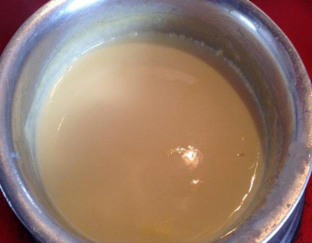 Receta de Salmón con salsa de vainilla