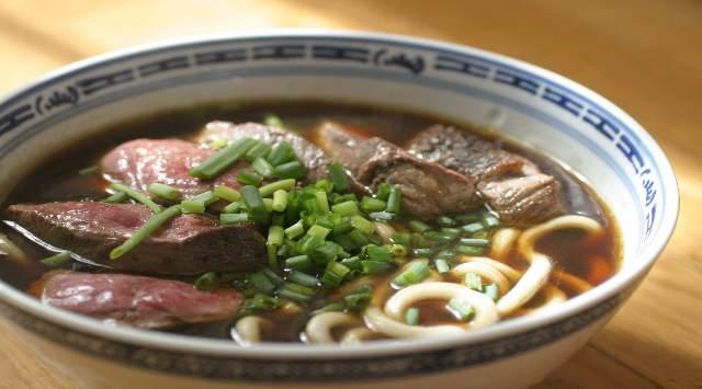 Sopa de Pato China