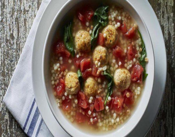 Receta de Sopa de boda italiana