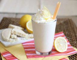 Batido Vegano de Tarta de Limón