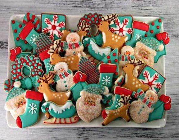 Galletas de navidad fáciles