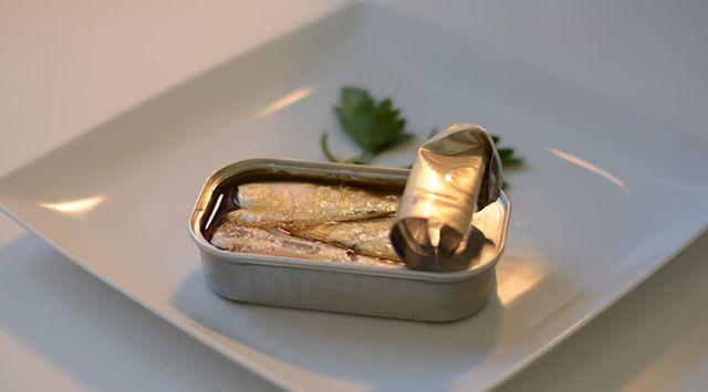 Paté de sardinas y pimientos