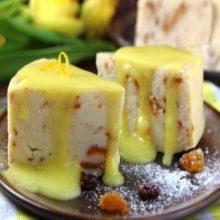 Receta de Bizcocho de plátano y limón