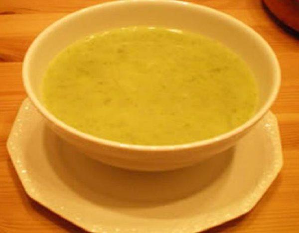 Sopa de ajo y cebolla