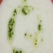 Sopa de yuca