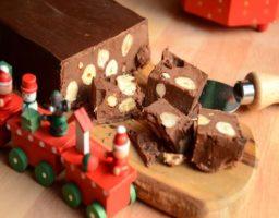 Turrones de Navidad Caseros