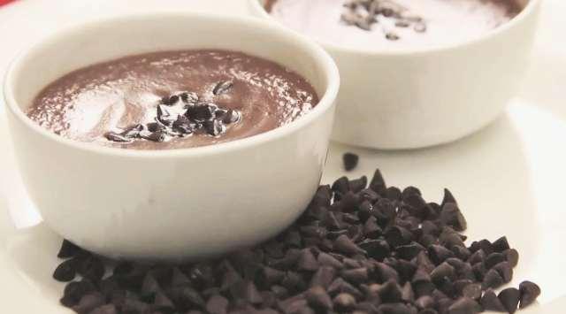 Yogur de Chocolate Casero