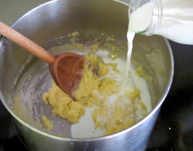 Receta de Soufflé de Naranja