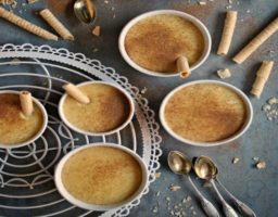 Receta de Natillas con thermomix