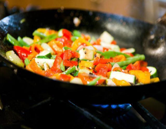 Raviolis vegetarianos