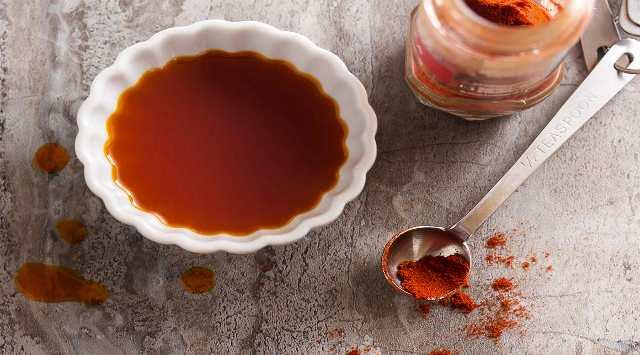Aceite de Pimentón