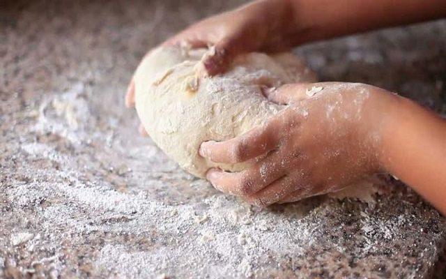Pan con semillas de sésamo