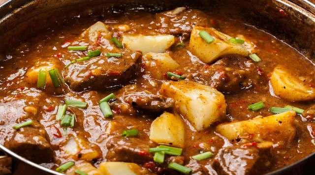 Estofado de Carne con Patatas