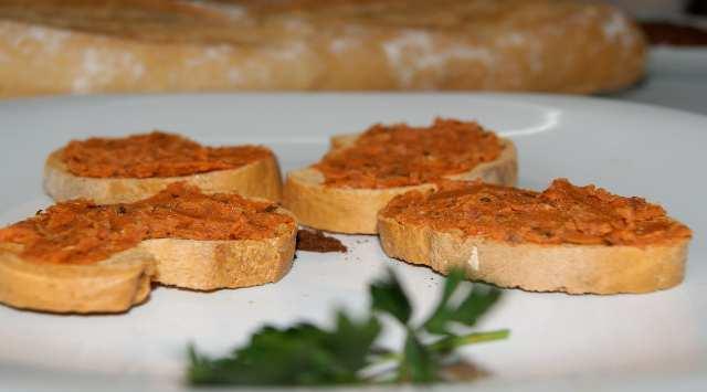 Paté de Chorizo
