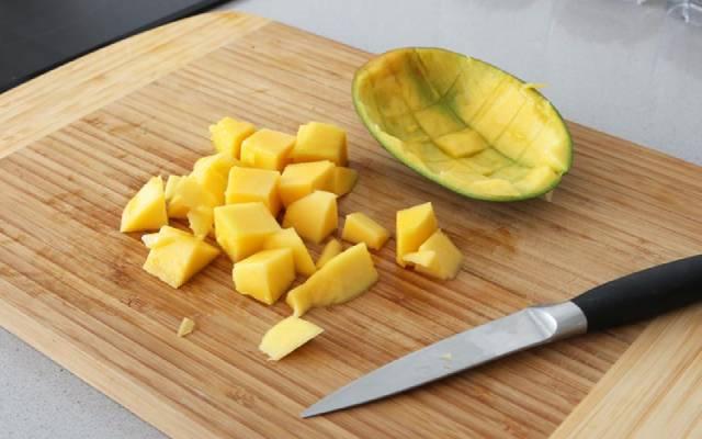 Lassi de mango