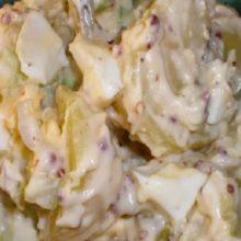 Ensalada americana de patatas
