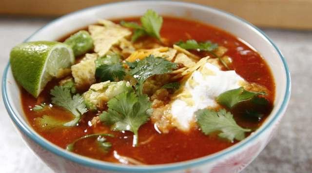 Sopa de Fideos Mexicana