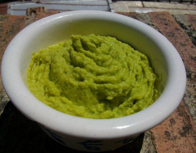 Receta de Paté de pimientos verdes