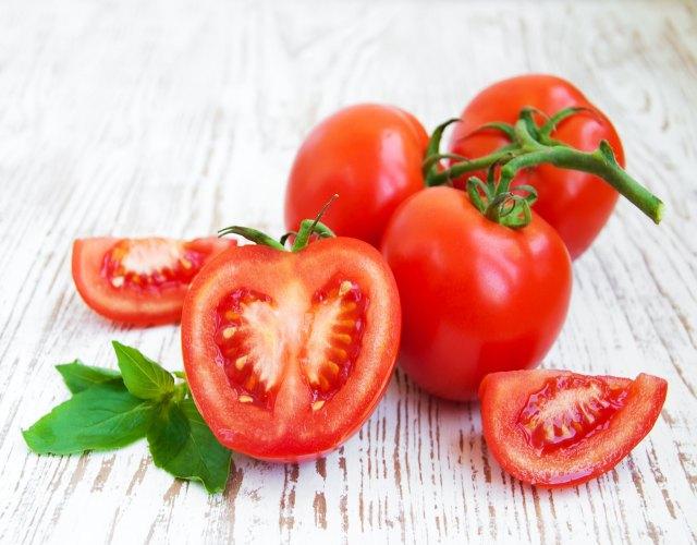 Receta de Mero asado con salsa de tomate