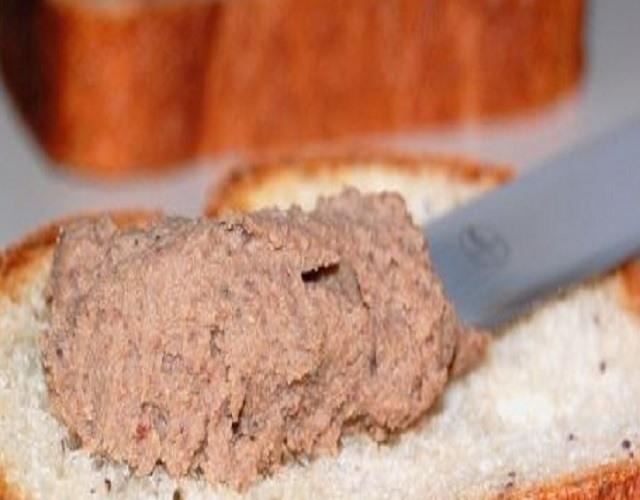 Paté de hígado de cerdo