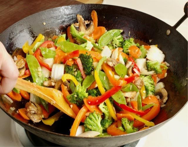 Receta de Ravioles vegetarianos