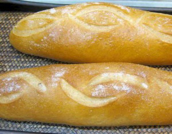 Receta de Pan azucarado